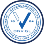 Narrowtex DNV.GL certified badge