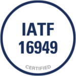 Narrowtex IATF 16949 certified seatbelt strap