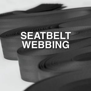 Narrowtex IATF 16949 certified Seatbelt Webbing