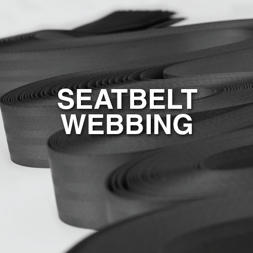Narrowtex IATF 16949 certified Seatbelt Webbing