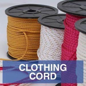 NBI Clothing Cord