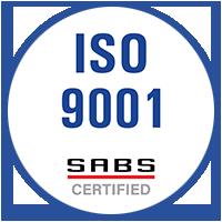 NBI ISO 9001 Certified Badge