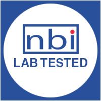 NBI lab tested stamp