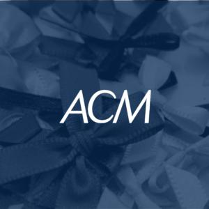 ACM logo image