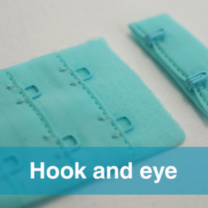 Hook & eye tape or pieces