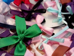 ACM decorative bows