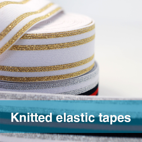 ACM KNITTED ELASTIC TAPE