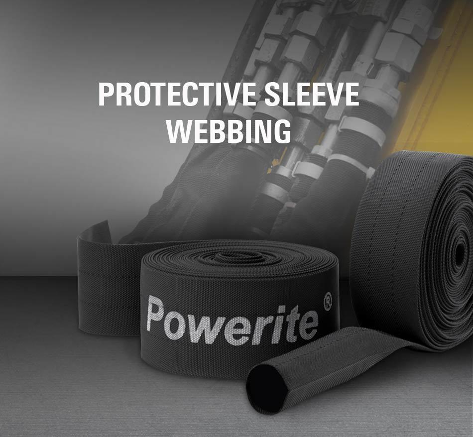 Protective Sleeve Webbing