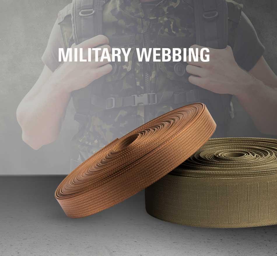 Military webbing
